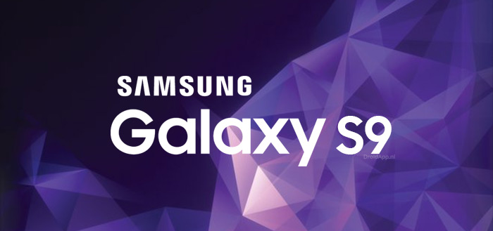 Samsung Galaxy S9 wallpaper gelekt: download 'm hier