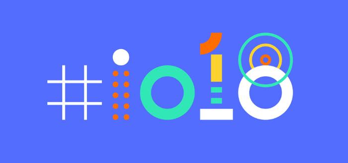 Google I/O 2018 is van 8-10 mei; zien we hier Android 9.0 Pineapple Cake?