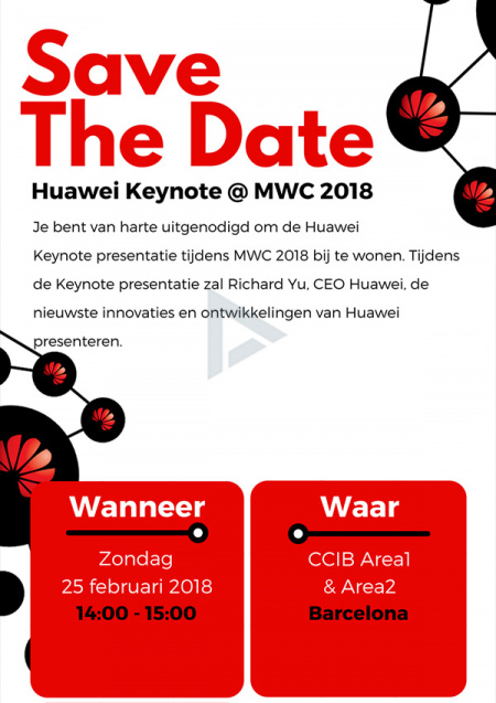 Huawei Mobile World Congress 2018