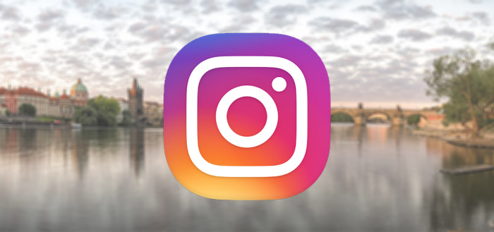 Instagram test Stories met alleen tekst en screenshot-melding