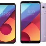 LG Q6 G6 kleuren