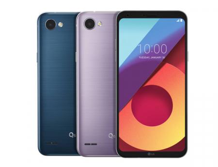 LG Q6 kleuren