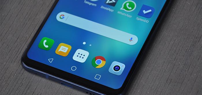 LG V30: update naar Android 9 Pie in Nederland beschikbaar