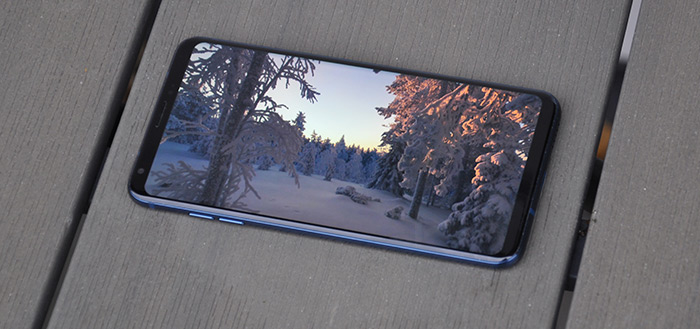 LG V30: Android 8.0 Oreo wordt uitgerold in Nederland