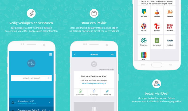 Pakkie app