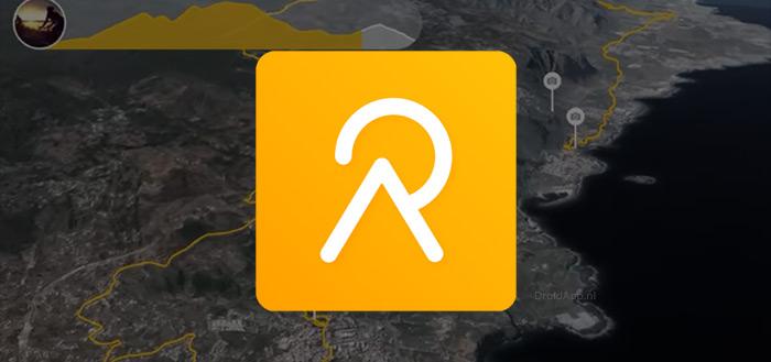 Relive: breng je fiets- en wandel-activiteiten tot leven met toffe app