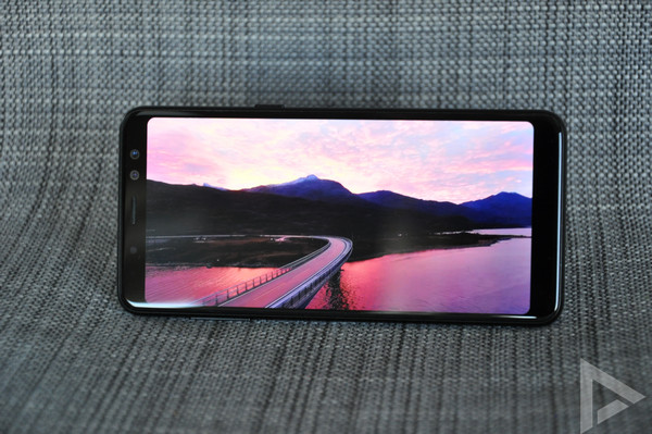 Samsung Galaxy A8 2018 review