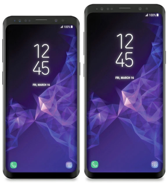 Samsung Galaxy S9 - S9 Plus