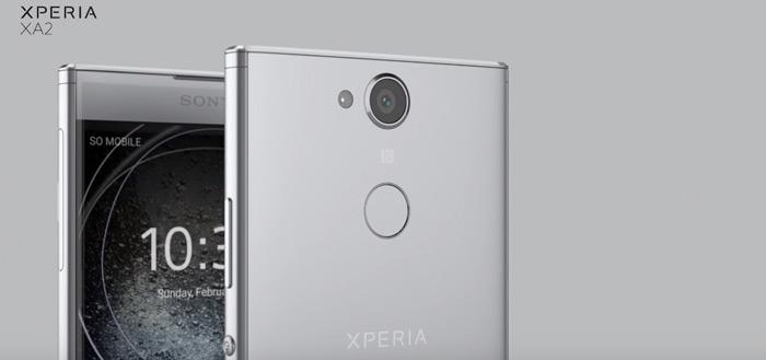Sony kondigt nieuwe Xperia XA2, Xperia XA2 Ultra en Xperia L2 aan: de details