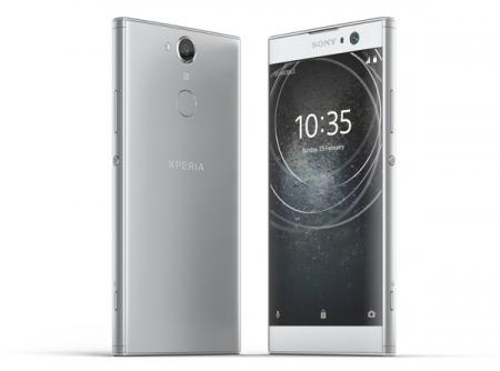 Sony Xperia XA2 zilver