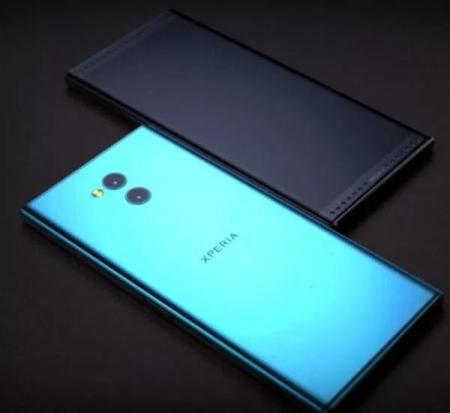 Sony Xperia XZ Pro concept