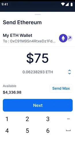 blockchain.com app