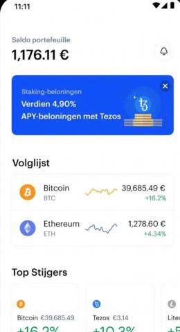 Coinbase wallet app