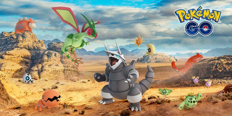 Pokémon Hoenn regio
