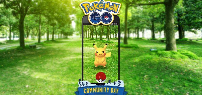 Pokémon Go krijgt maandelijkse Community Day ter ere van alle trainers