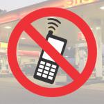 DroidApp onderzoekt: mag je je telefoon nog steeds niet bij het tankstation gebruiken?
