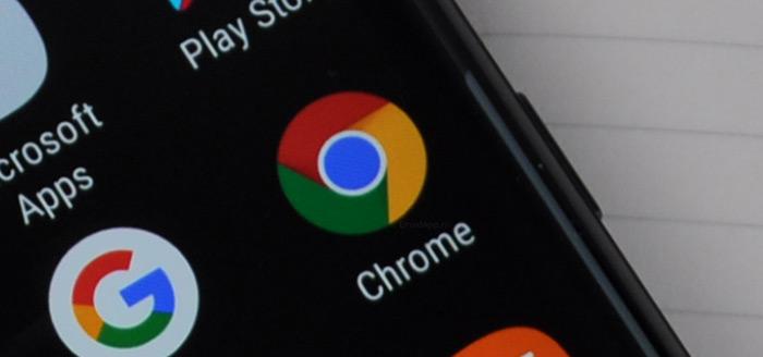 Google Chrome voor Android: verifiëren met vingerafdruk en betere autofill