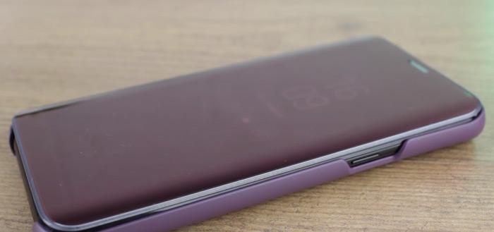 Officiële hoesjes Galaxy S9 uitgelekt in nieuwe video