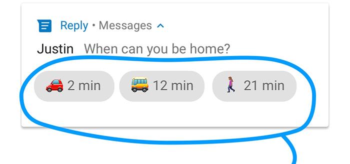 Google Reply app uitgebracht: snel antwoorden op je chat-apps (+ APK)