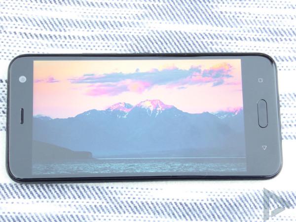 HTC U11 Life beeldscherm