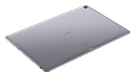 Huawei MediaPad M5 achter