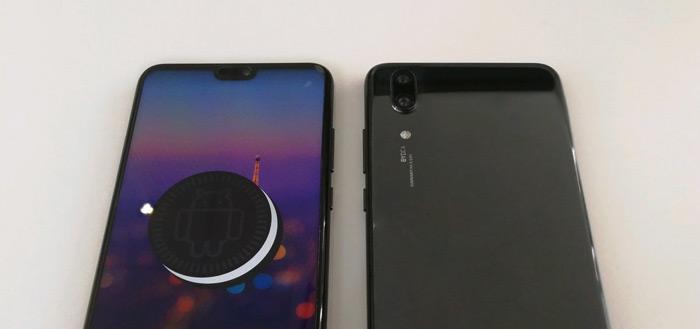 'Huawei P20 krijgt standaard 128GB opslagruimte en slow-motion functie'