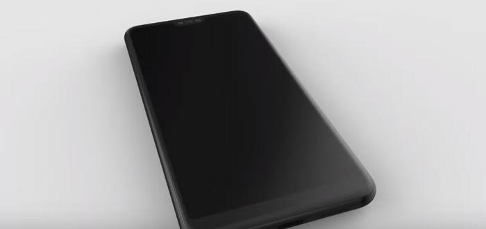 Huawei P20 en P20 Plus met iPhone X-look en triple-camera te zien in videorender