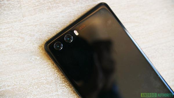 Huawei P20 prototype 2