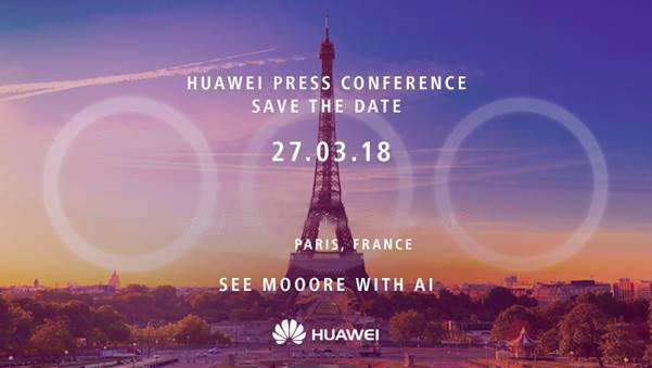 Huawei p20 teaser triple camera