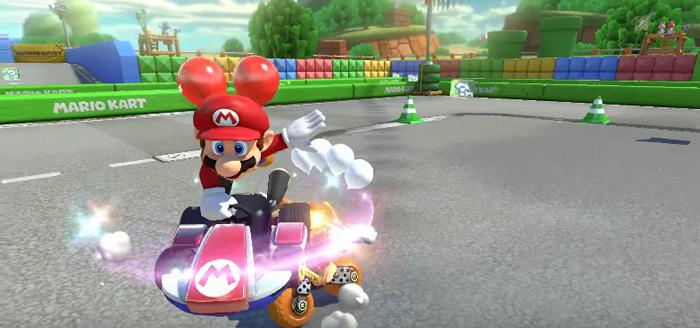 Mario Kart Tour voor Android kun je nu eindelijk horizontaal spelen