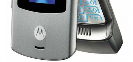 Is dit de eerste blik op de nieuwe opvouwbare Motorola RAZR?