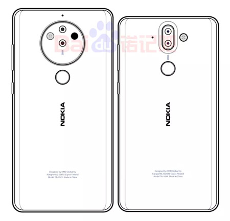 Nokia 8 Pro concept