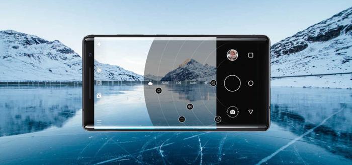 Nokia 8: update met nieuwe Pro Camera app nu beschikbaar