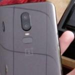Vermoedelijke OnePlus 6 nu op beeld vastgelegd; een stralend toestel