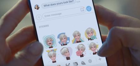 AR Emoji voor Galaxy S9 uitgebreid met Goofy en Katrien