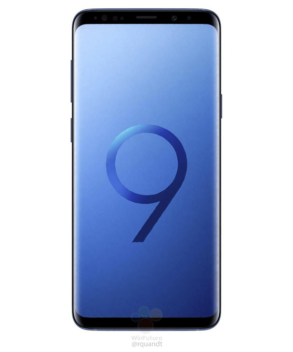 Samsung Galaxy S9 Plus voor