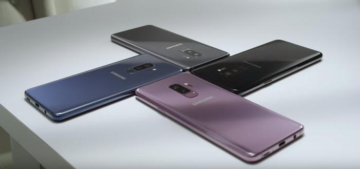 Galaxy S9, Note 9 en Galaxy Tab A ontvangen beveiligingsupdate oktober 2018