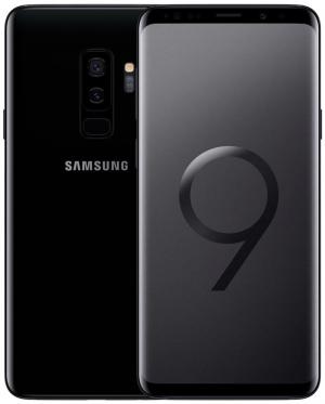 Samsung Galaxy S9+ Plus Midnight Black