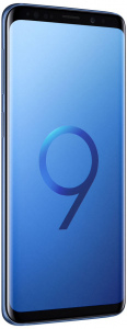 Samsung Galaxy S9 zijkant links