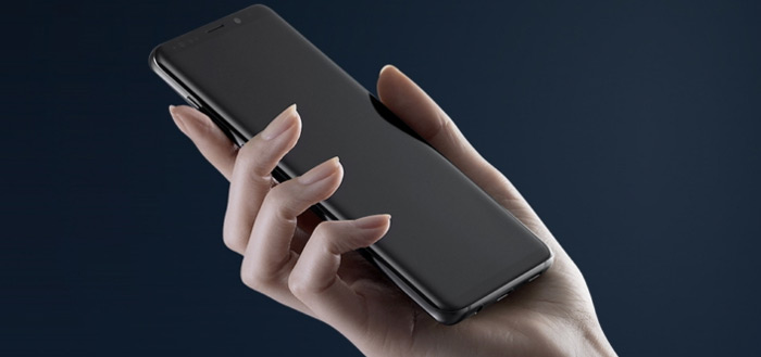 Sommige gebruikers van Galaxy S9 en S9+ melden problemen met dode zones in touchscreen