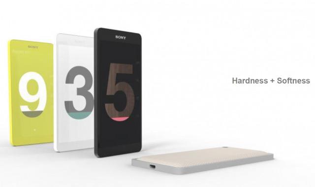 Sony Xperia Plate+Human