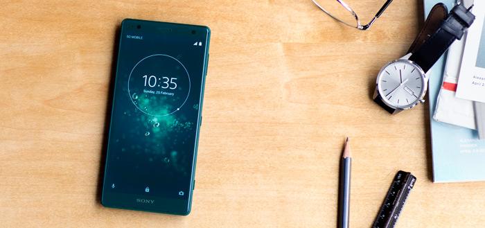 Sony slaat nieuwe weg in: Xperia XZ2 en Xperia XZ2 Compact aangekondigd