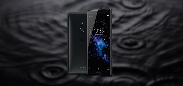 Mogelijke Sony Xperia XZ3 laat zich zien op foto's met dual-camera