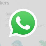 Nieuwe screenshots laten vormgeving WhatsApp stickers zien