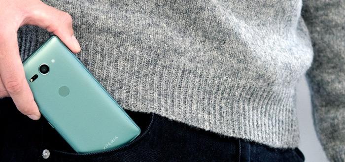 Sony Xperia XZ2 en XZ2 Compact voorzien van Google Lens