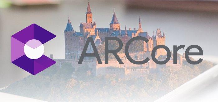 Google legt basis voor augmented reality apps met aankondiging ARCore 1.0