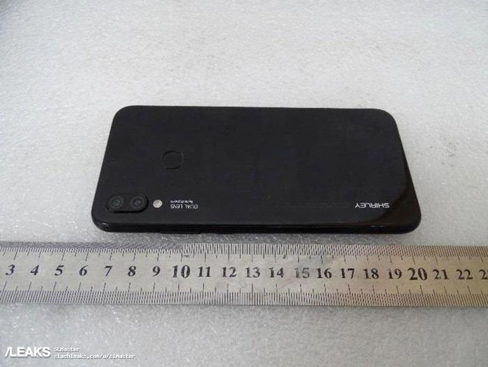 Huawei P20 Lite live foto