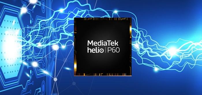 MediaTek Helio P60-soc voorgesteld aan het grote publiek