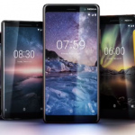 HMD Global presenteert Nokia 8 Sirocco, 7+, 6 (2018) en Nokia 1