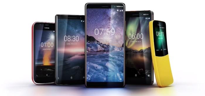 Nokia 2018 MWC